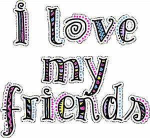 I love my friends :: Friends :: MyNiceProfile.com