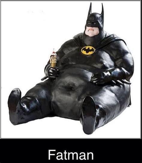 Fat Batman  Funny Pictures  Neu  Pinterest Funny