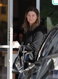 ELLEN POMPEO Out Shopping in Los Angeles 01/09/2017 ...