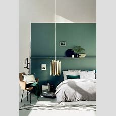 Going Green  Feature Wall  Chambres Parentales Bedroom