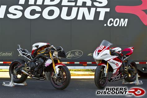 sale  triumph daytona  dsb racebike riders