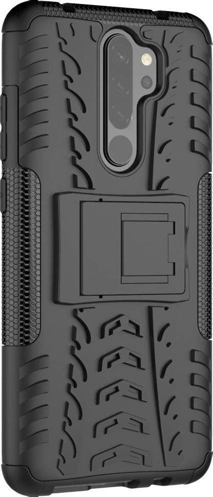 Θήκη Πλάτης Armor με Kickstand για Xiaomi Redmi Note 8 Pro