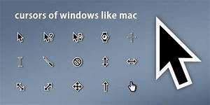 Image Gallery mac cursor