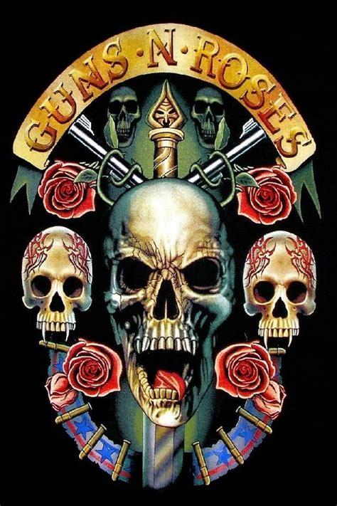 Top Guns N Roses Logo Wallpaper Images for Pinterest