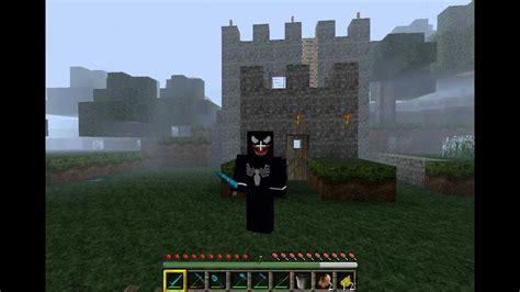 Minecraft Skin Venom Hd Venom In Minecraft Hd Youtube