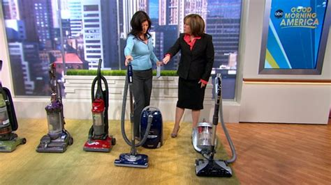 Consumer Reports Puts Vacuum Cleaners To The Test