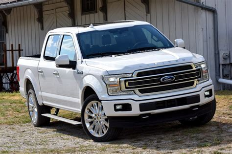 2018 Ford F150 Overview  The News Wheel