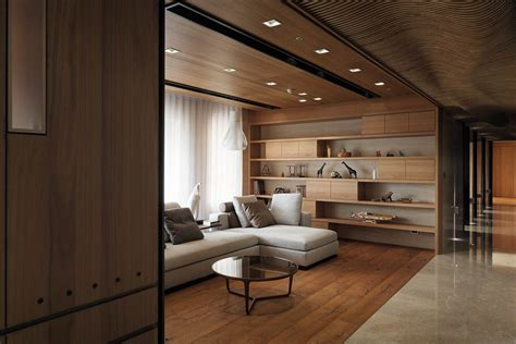 Trendy Home Decorating Ideas: Trendy Home Design Ideas Using A Wooden Material Bring Out