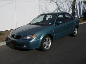 2002 Mazda Protege - Information And Photos