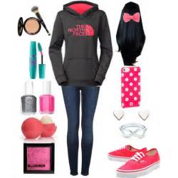 Cute Outfit High School