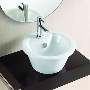 Waschbecken Kleines Gaeste Wc : lux aqua g ste wc kleines waschbecken waschtisch keramik 33x33x16cm 4307 ebay ~ Frokenaadalensverden.com Haus und Dekorationen