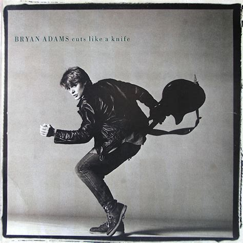 Bryan Adams  Cuts Like A Knife (vinyl, Lp, Album) At Discogs