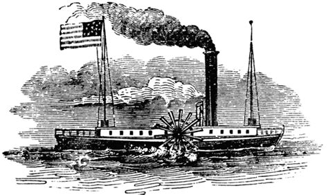 Steamboat Impact by Industrial Revolution Inventions Timeline Timetoast
