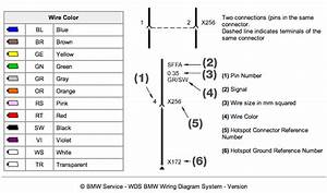 Toyota Wiring Diagram Color Codes