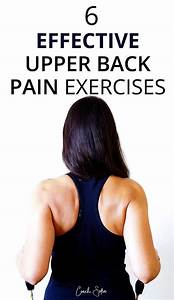 6 Upper Back Pain Exercises That Work