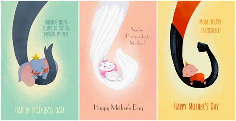 Maybe you would like to learn more about one of these? Disney Sisters: In Honor of Mother's Day: Disney Cards to Share with Your Mom