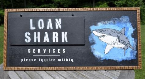 The Risks Of Turning To Loan Sharks