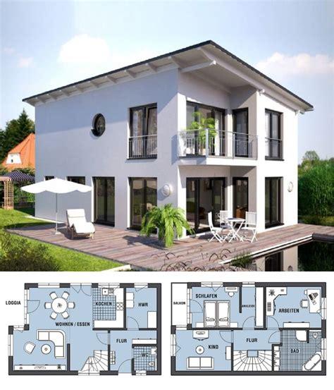Moderne Architektur Häuser Kaufen by Einfamilienhaus Neubau Modern Mit Pultdach Architektur