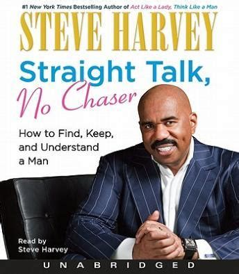 Straight Talk No Chaser Book Quotes