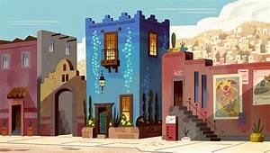 Traditional Animation 39 Victor Valentino 39 Art Directors On Designing Cartoon