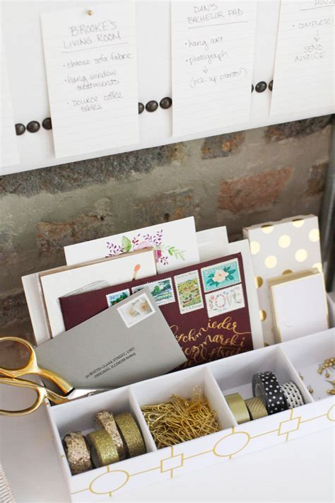 student desk organizer tray how to style a desk 3 ways for the student the post grad
