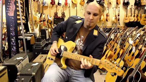 john guitars rare norman visits