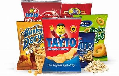 Foods Largo Irish Snack Site Planogram Ireland
