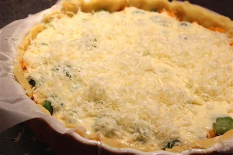 cuisiner ricotta tarte aux choux de bruxelles butternut et ricotta pour