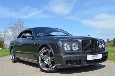 bentley brooklands coupe  sale car  classic