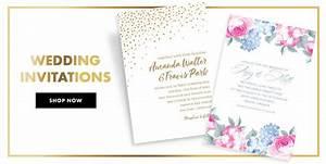 custom wedding invitations banners party city With wedding invitations from party city