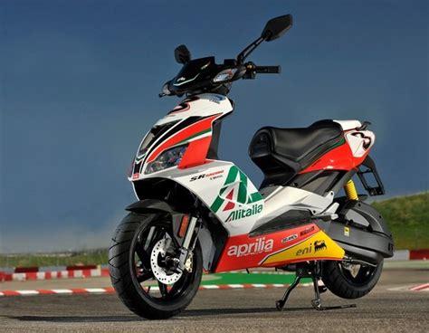2012 Aprilia Sr 50 R  Replica Sbk Review  Top Speed