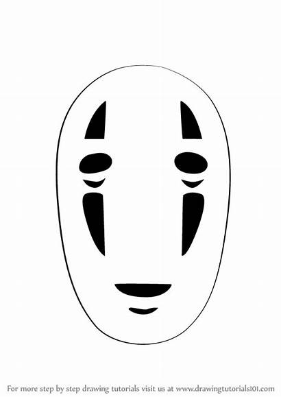 Spirited Face Away Draw Step Drawing Anime