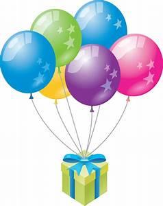 Happy Birthday Balloons Clip Art - ClipArt Best - ClipArt Best