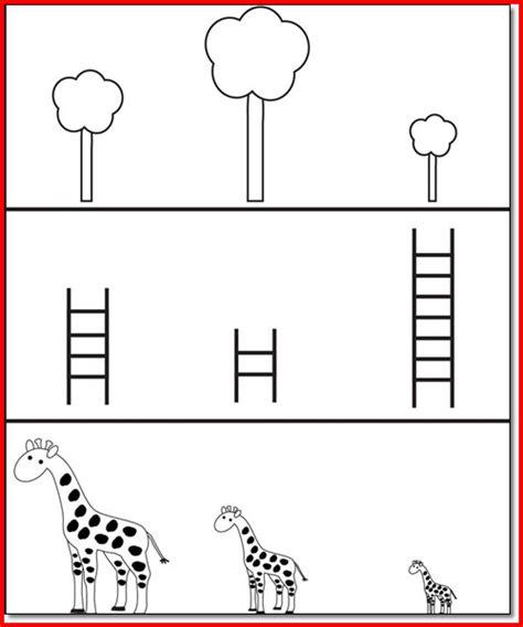 preschool worksheets collection 196 | printable preschool worksheets age 3 10