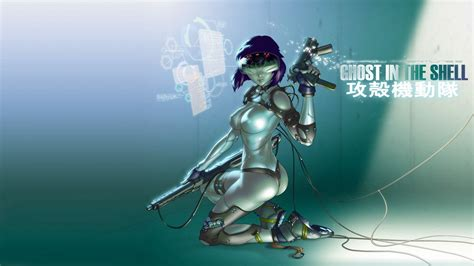 Anime Ghost Wallpaper - ghost in the shell wallpapers wallpaper cave