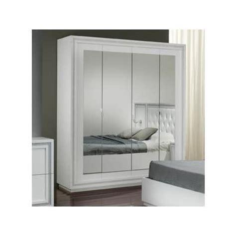chambre a coucher pas cher complete chambre à coucher complete model kristel blanc achat