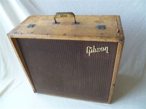 1000+ Images About Cool & Vintage Guitar Amps On Pinterest