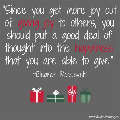 christmas giving quotes quotesgram