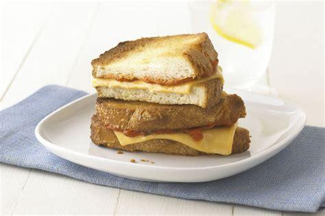 Sandwich Au Fromage Fondant Avec - sandwich au fromage fondant marinara kraft canada