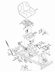 Mtd 13b226jd299  247 203690   R1000   2014  Parts Diagram