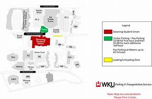 Union Parking Map