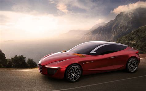 2013 Alfa Romeo Gloria Concept Wallpaper