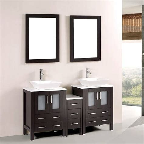 Kokols Modern Bathroom Vanity by Kokols 60 Quot Bathroom Vanity Set With Mirror