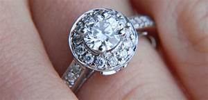 make your engagement ring look stylish life is With is your engagement ring your wedding ring
