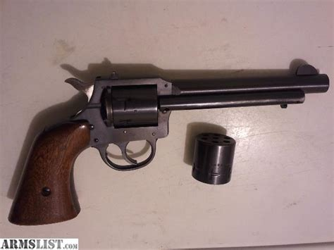 Armslist For Saletrade Handr Model 649 Revolver With