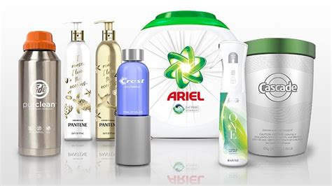 pg releases refillable packaging recycling today