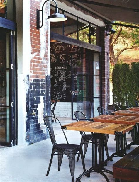 Hanks cafe does have outdoor coffee shop seating available, so many tables!** definitely a gorgeous coffee shop! outdoor cafe seating & large glass doors that slide or open up   Outdoor cafe, Cafe seating