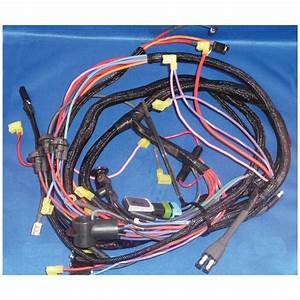 Ford 3600 Wiring Harness