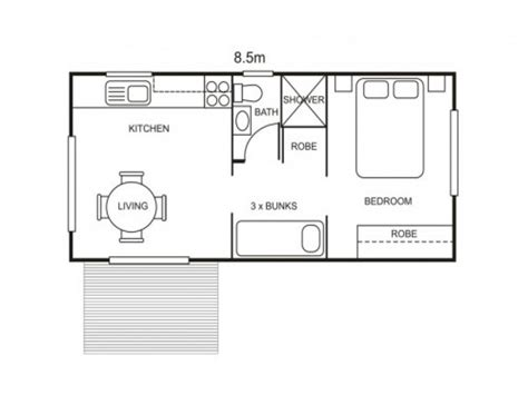 small cabin plans  bedroom  bedroom cabin plans