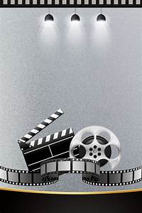 Film, And, Television, Festival, Grey, Atmospheric, Movie